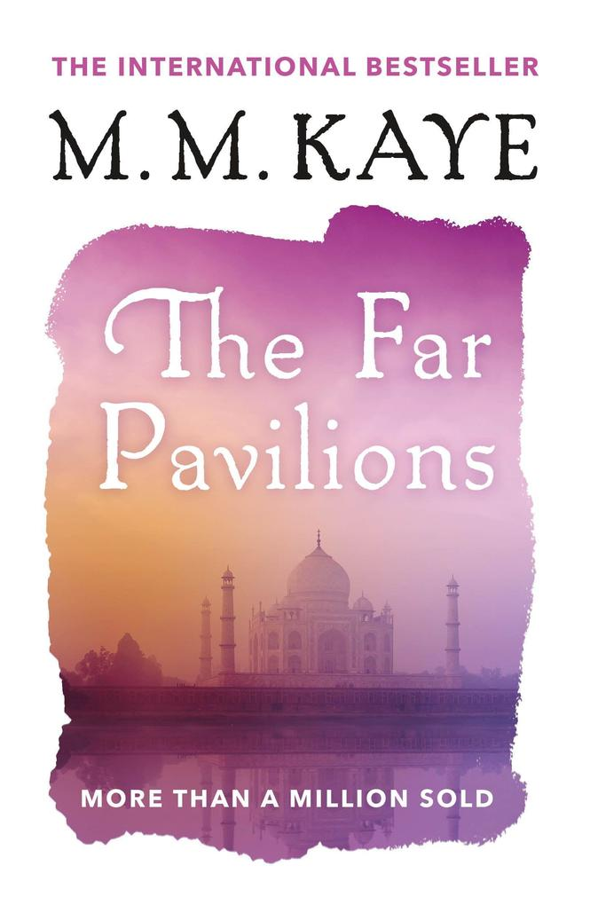 The Far Pavilions als Taschenbuch