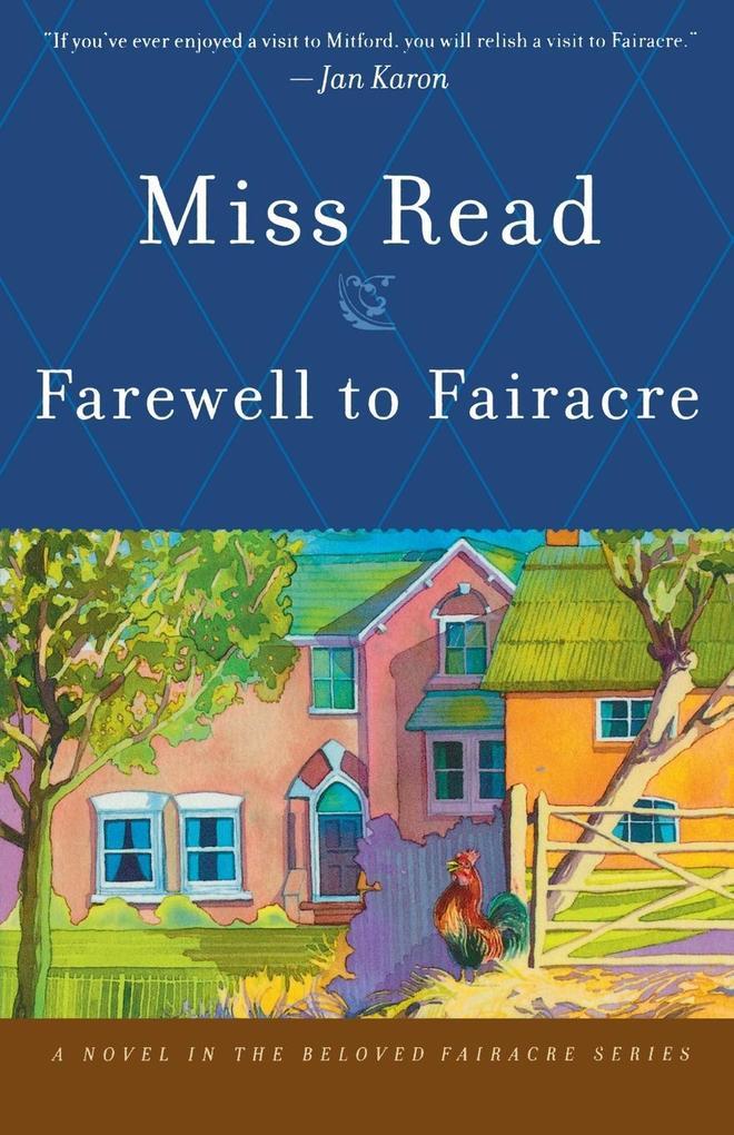Farewell to Fairacre als Taschenbuch