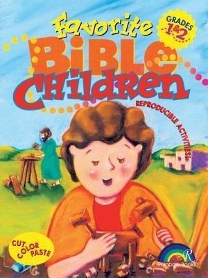 Favorite Bible Children: Grades 1-2 als Buch
