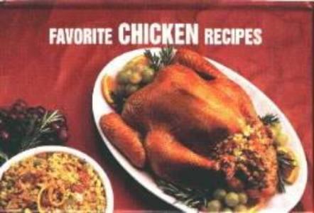 Favorite Chicken Recipes als Buch