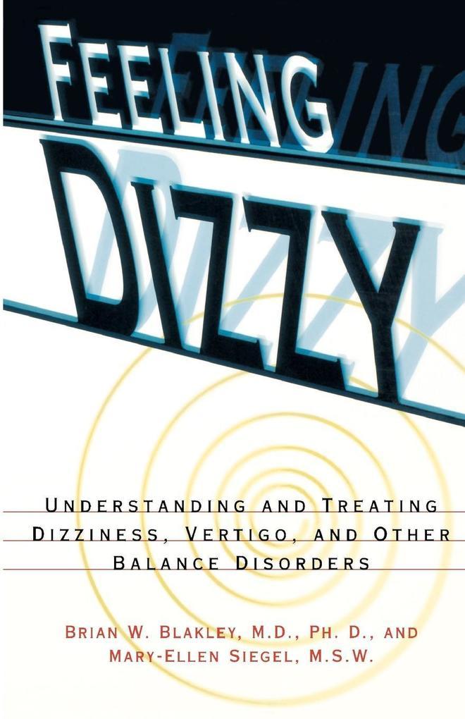 Feeling Dizzy als Taschenbuch