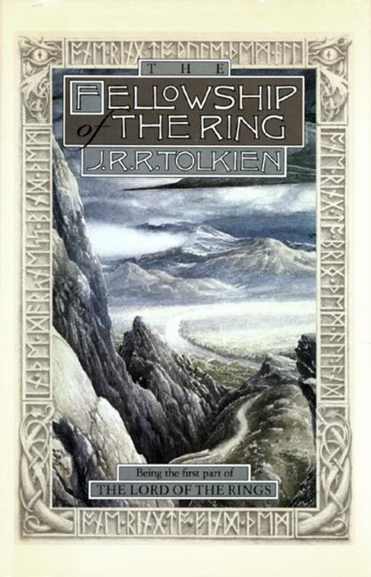 The Fellowship of the Ring: Being the First Part of the Lord of the Rings als Buch