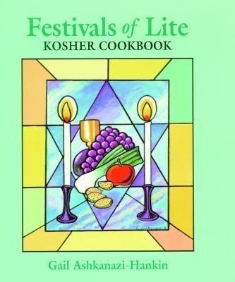 Festivals of Lite Kosher Cookbook als Buch