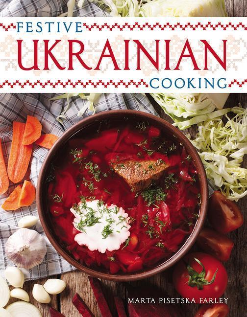Festive Ukranian Cooking als Buch