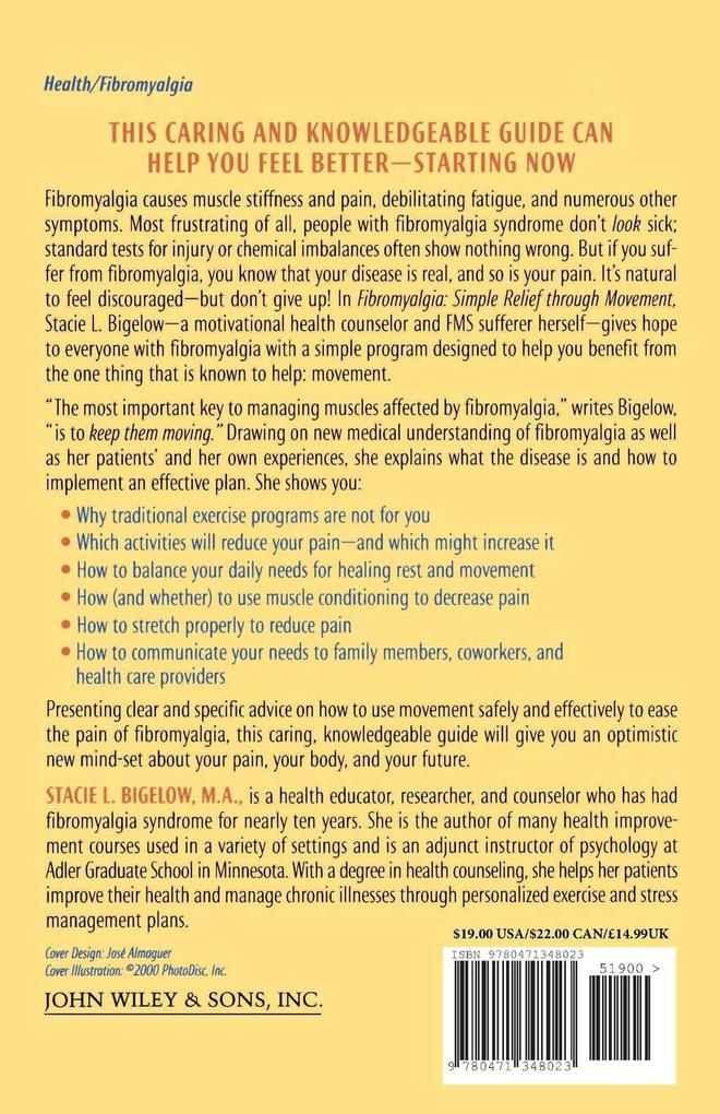 Fibromyalgia: Simple Relief Through Movement als Buch