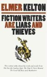 Fiction Writers Are Liars and Thieves als Hörbuch