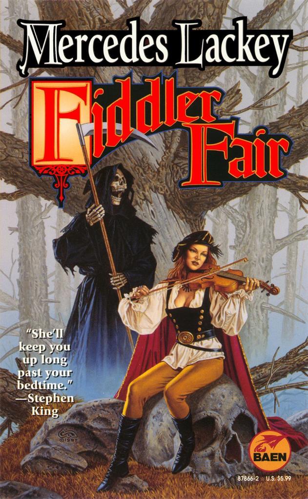 Fiddler Fair als Taschenbuch