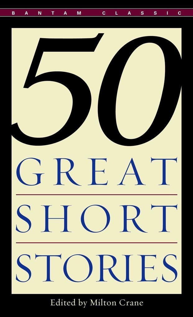 Fifty Great Short Stories als Taschenbuch