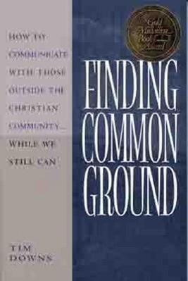 Finding Common Ground als Taschenbuch