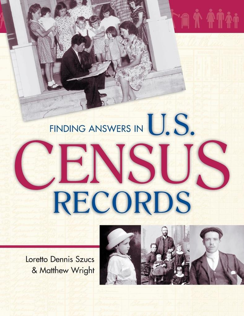 Finding Answers in U.S. Census Records als Taschenbuch