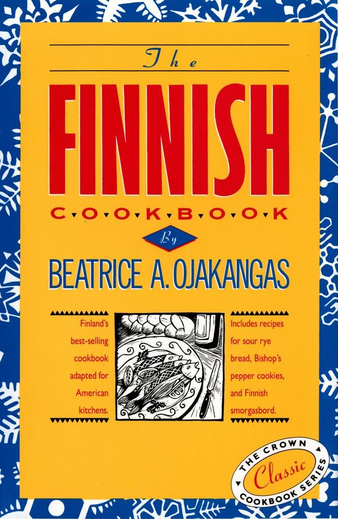 Finnish Cookbook als Buch