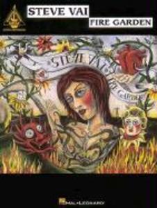 Steve Vai - Fire Garden als Taschenbuch