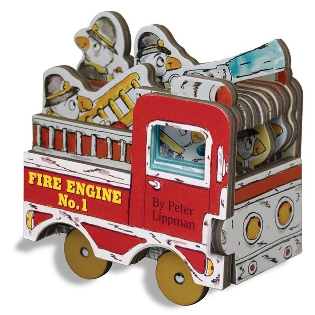 Fire Truck als Buch