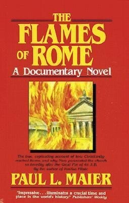 The Flames of Rome als Buch