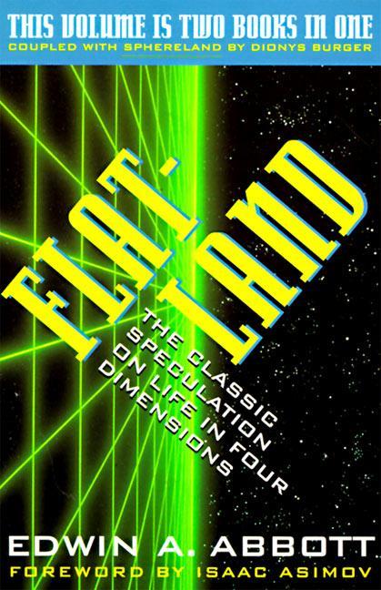 Flatland/Sphereland als Taschenbuch