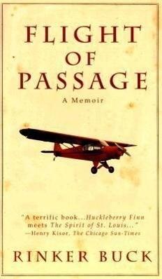 Flight of Passage als Taschenbuch