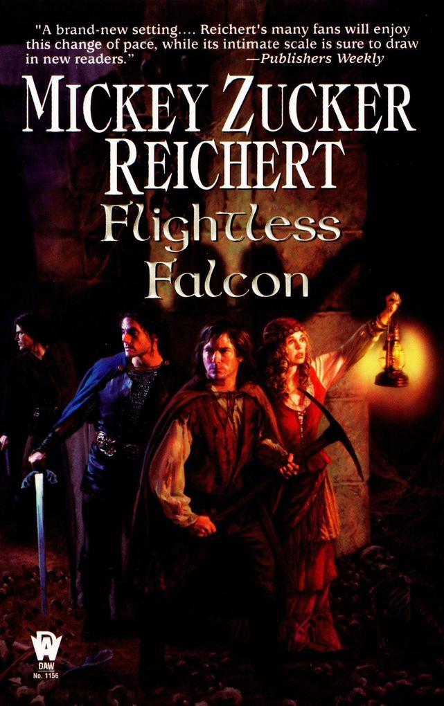 FLIGHTLESS FALCON als Taschenbuch