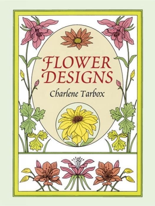 Flower Designs als Taschenbuch