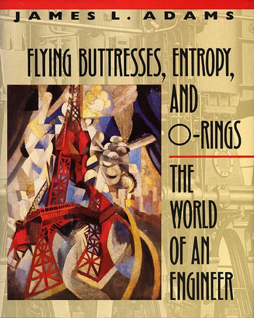 Flying Buttresses, Entropy and O-rings als Taschenbuch