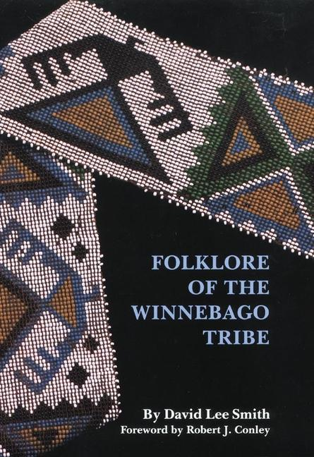 Foklore of the Winnebago Tribe als Buch