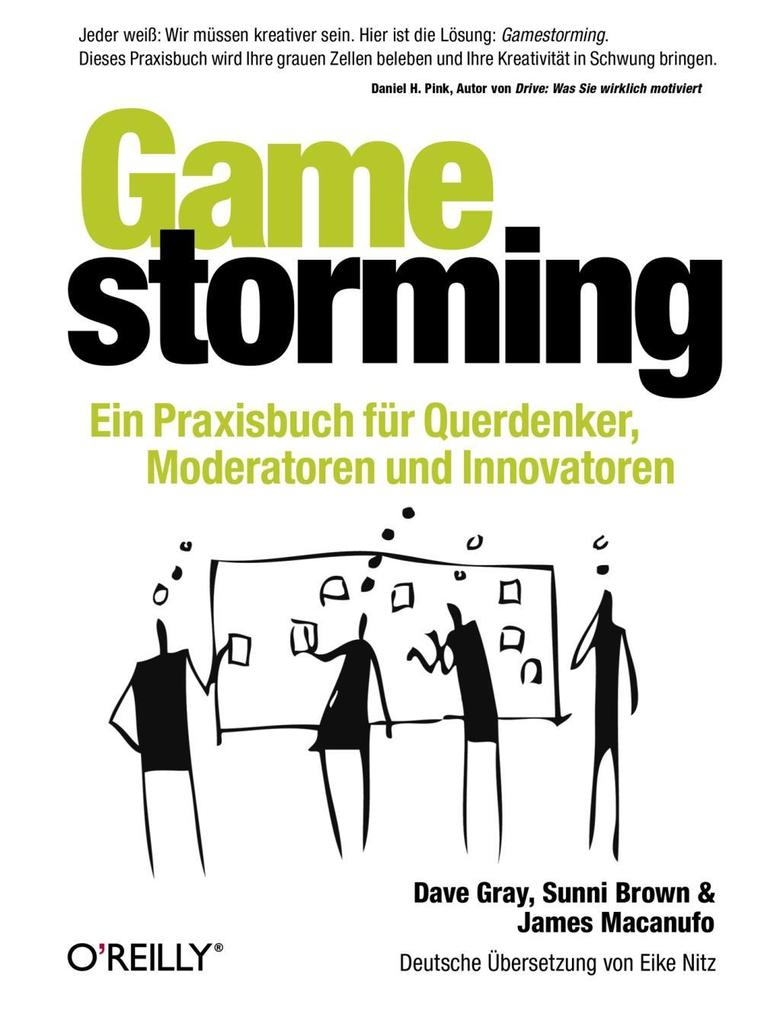 Gamestorming als eBook