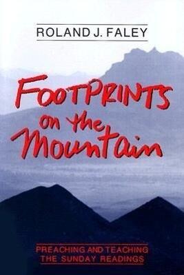 Footprints on the Mountain als Taschenbuch