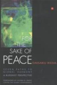 For the Sake of Peace als Buch