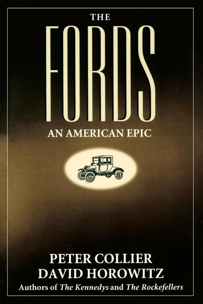 The Fords: An American Epic als Taschenbuch