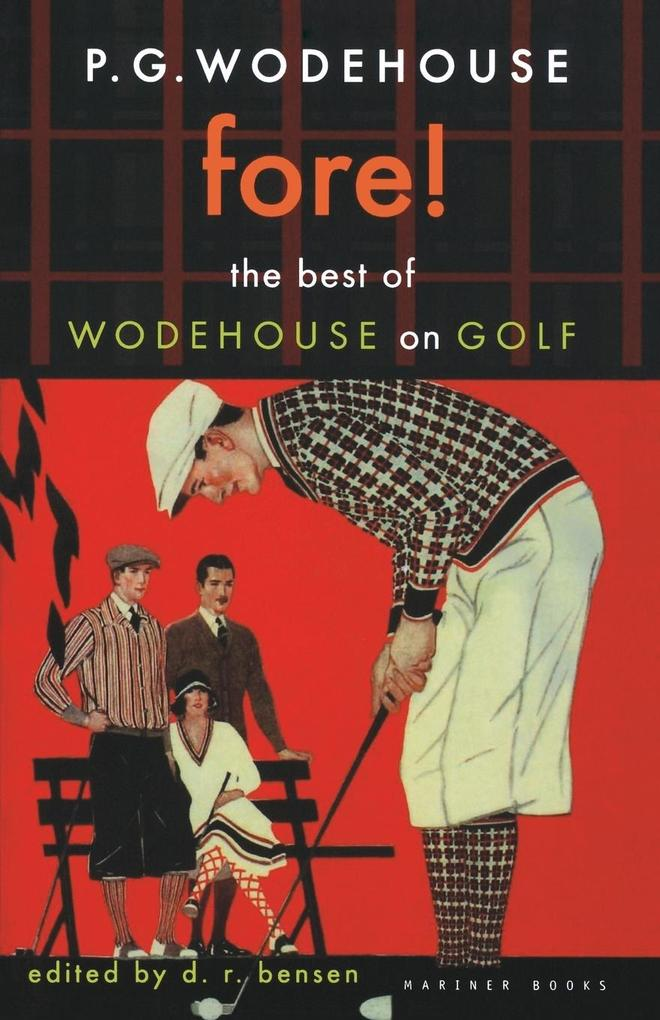 Fore!: The Best of Wodehouse on Golf als Taschenbuch