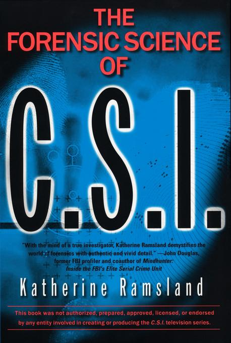 Forensic Science of Csi als Taschenbuch