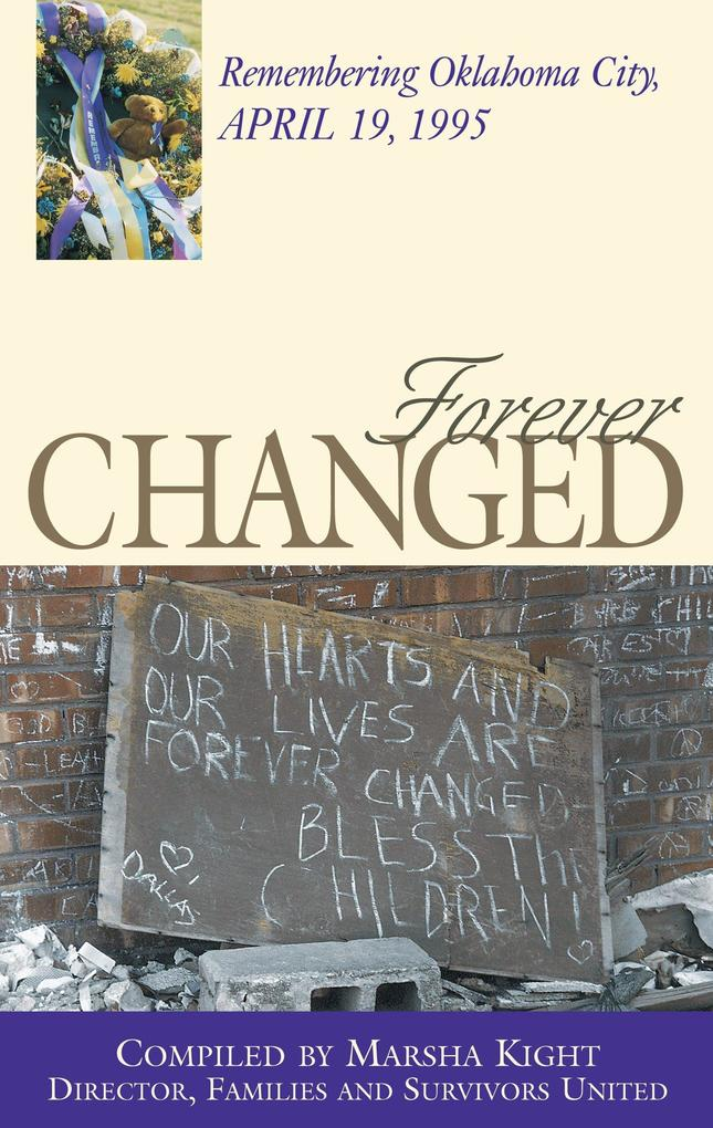 Forever Changed als Buch