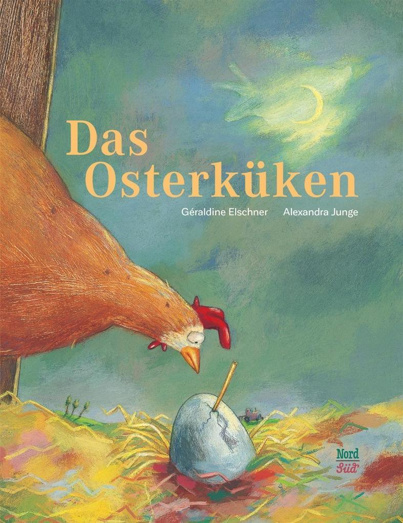 Das Osterküken als Buch