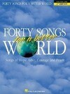 Forty Songs for a Better World