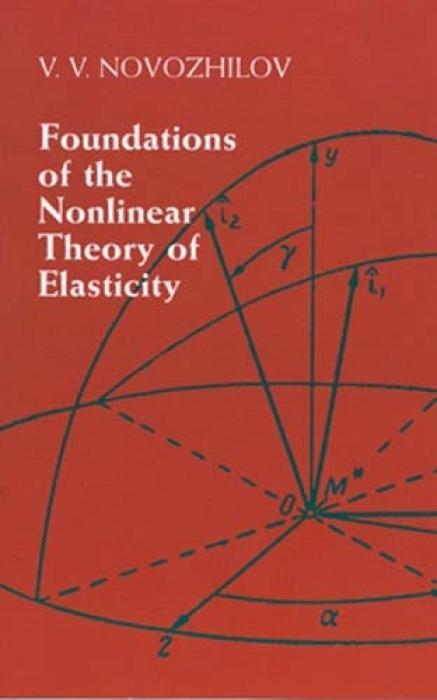 Foundations of the Nonlinear Theory of Elasticity als Taschenbuch