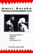 Four Black Revolutionary Plays: Experimental Death Unit 1, a Black Mass, Madheart, and Great Goodness of Life als Taschenbuch