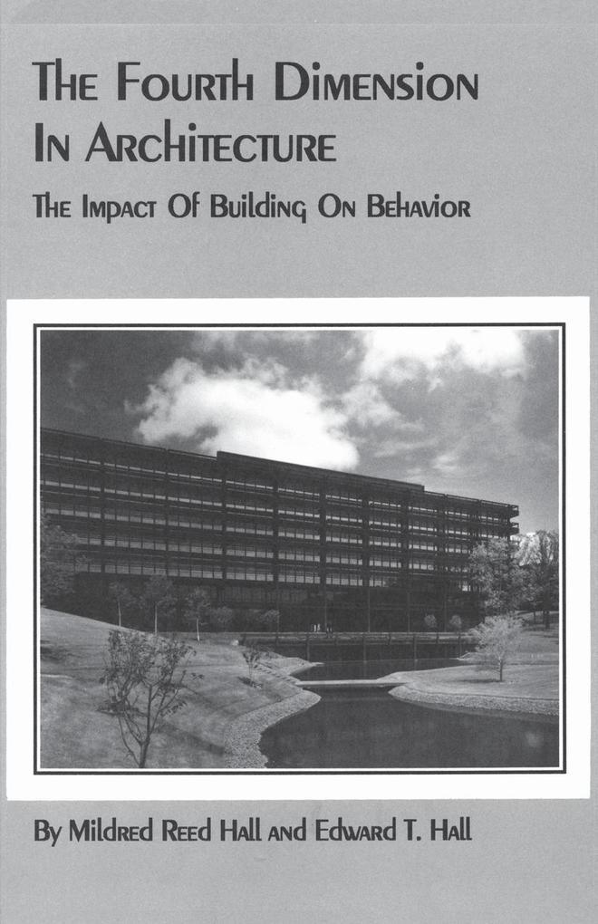 The Fourth Dimension in Architecture als Taschenbuch