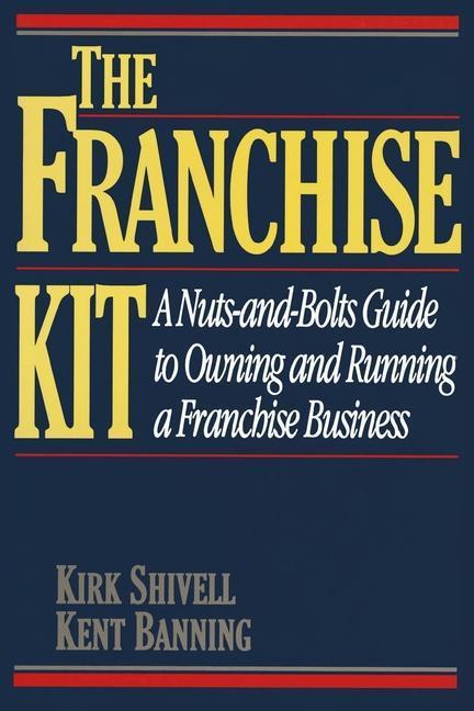 The Franchise Kit als Taschenbuch