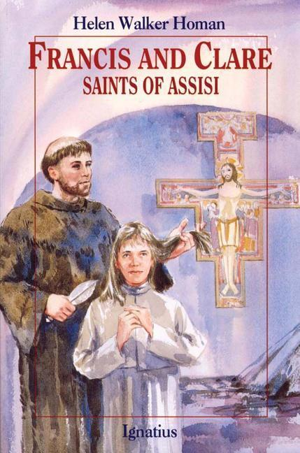 Francis and Clare, Saints of Assisi als Taschenbuch