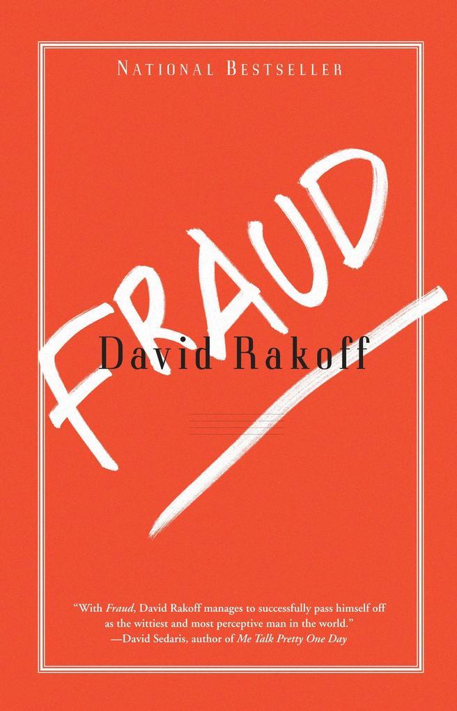 Fraud: Essays als Taschenbuch