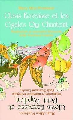 Clovis Ecrevisse Et Les Cigales Qui Chantent/Clovis Ecrevisse Et Petit Papillon als Hörbuch