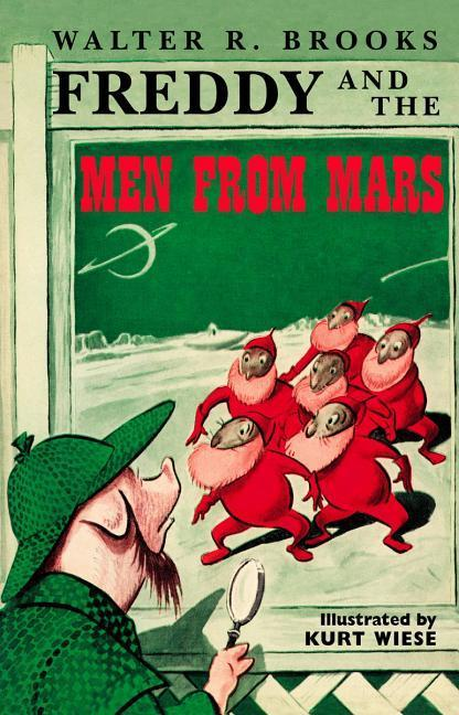 Freddy and the Men from Mars als Buch