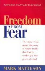 Freedom from Fear als Taschenbuch