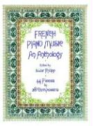 French Piano Music, an Anthology als Taschenbuch