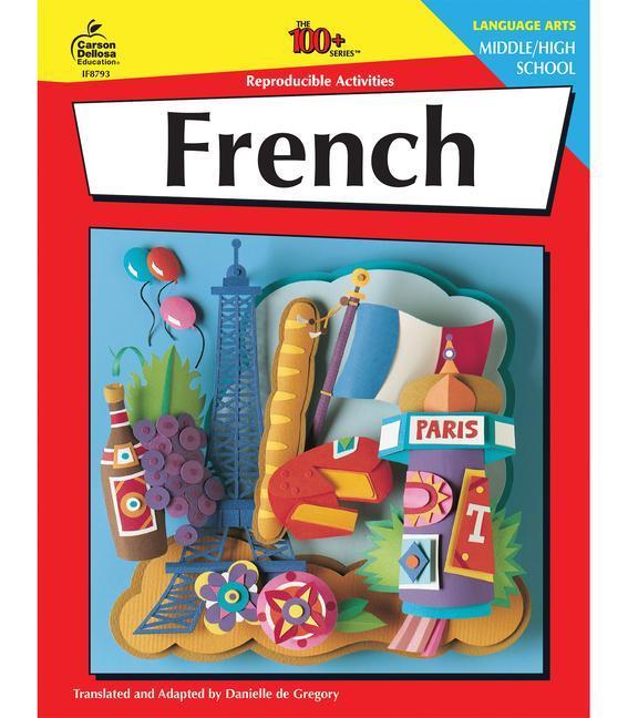 French, Grades 6 - 12: Middle / High School als Taschenbuch