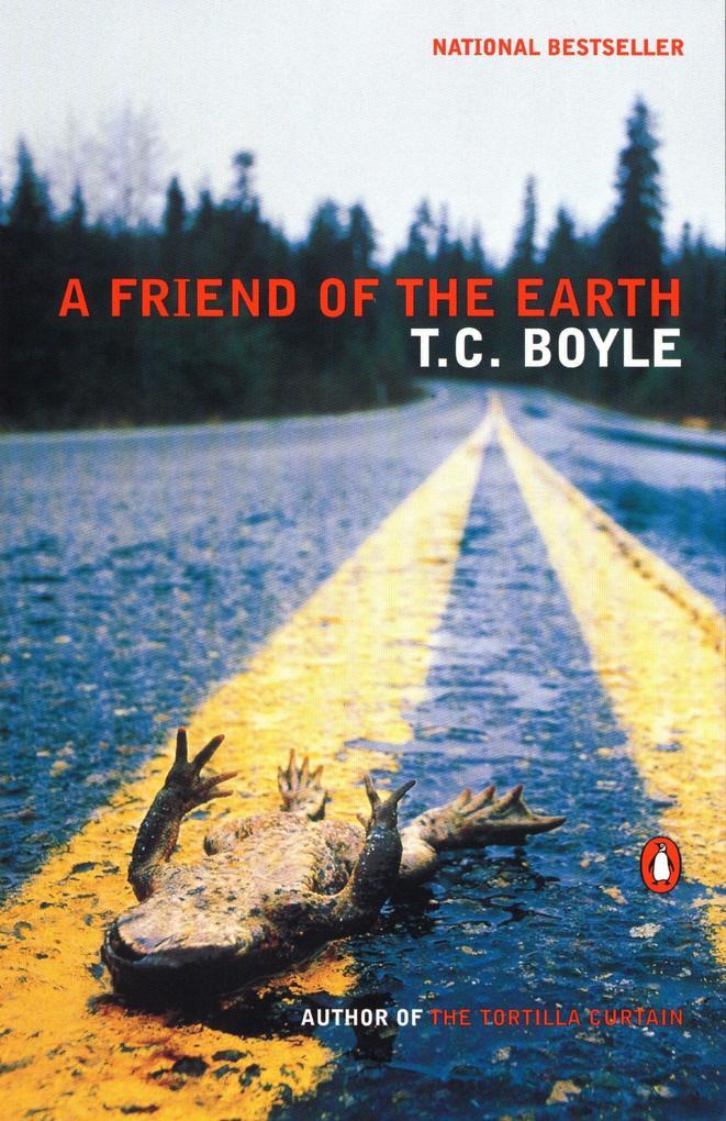 A Friend of the Earth als Taschenbuch