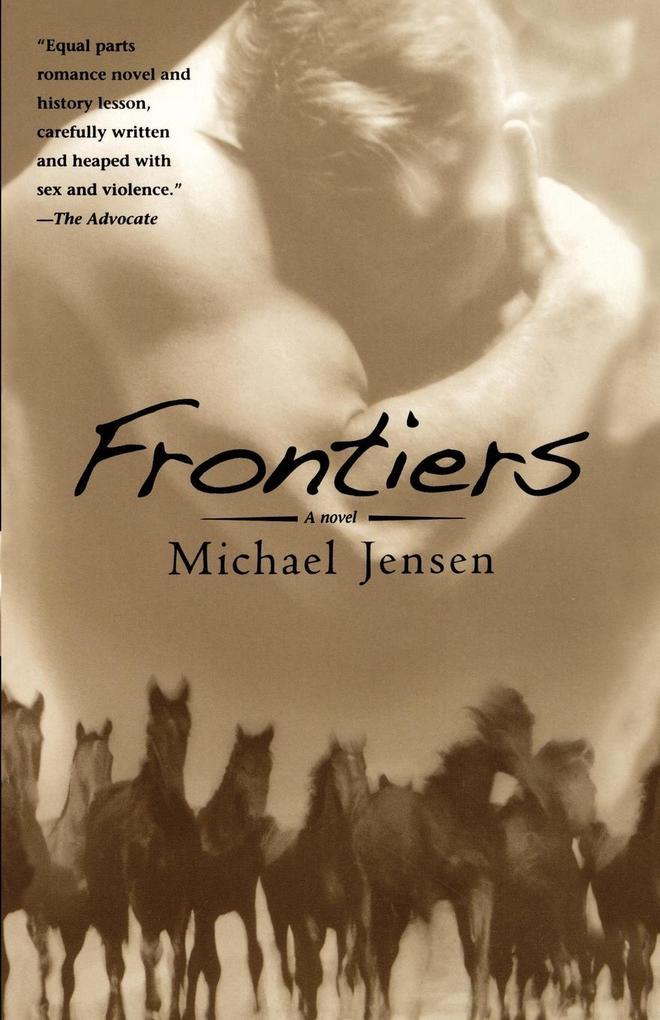 Frontiers als Taschenbuch