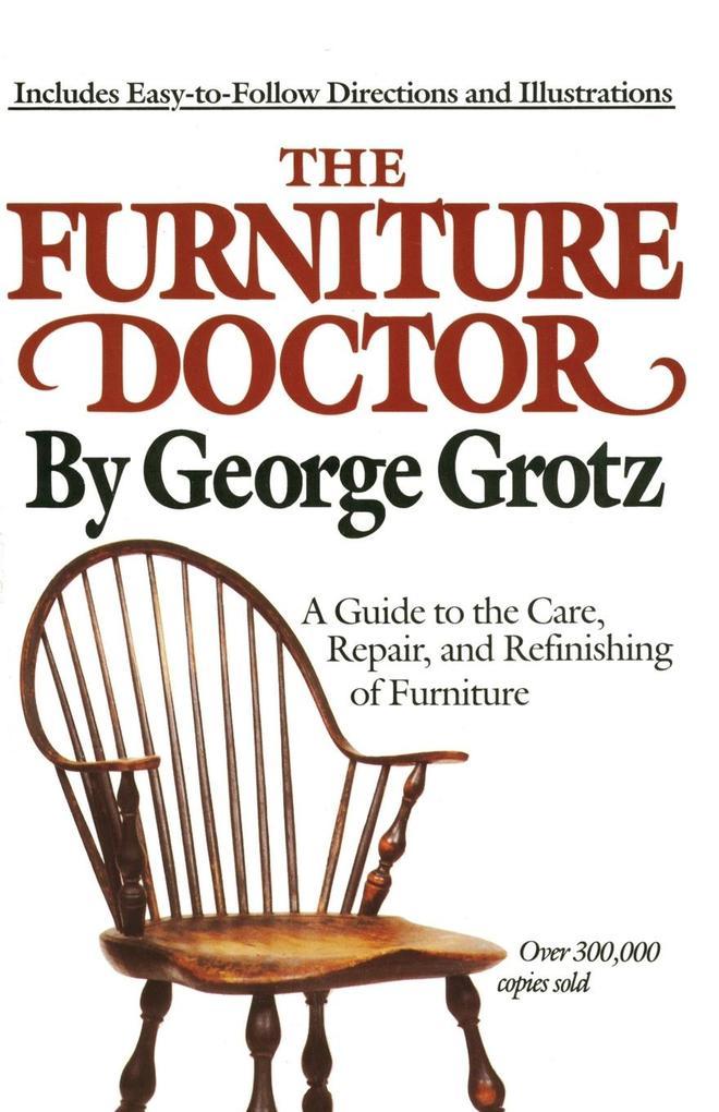 The Furniture Doctor als Taschenbuch