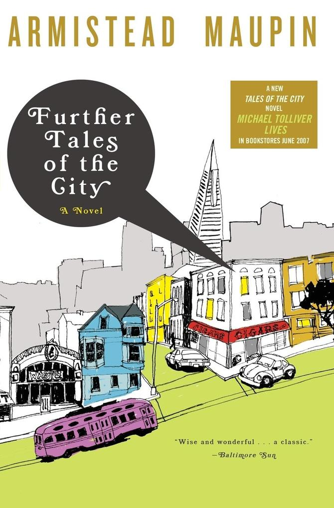 Further Tales of the City als Taschenbuch