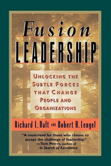 Fusion Leadership als Taschenbuch