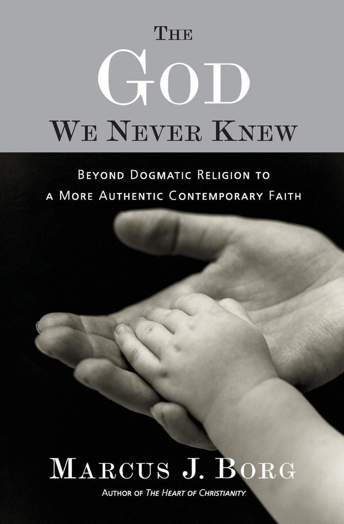 God We Never Knew, The als Taschenbuch